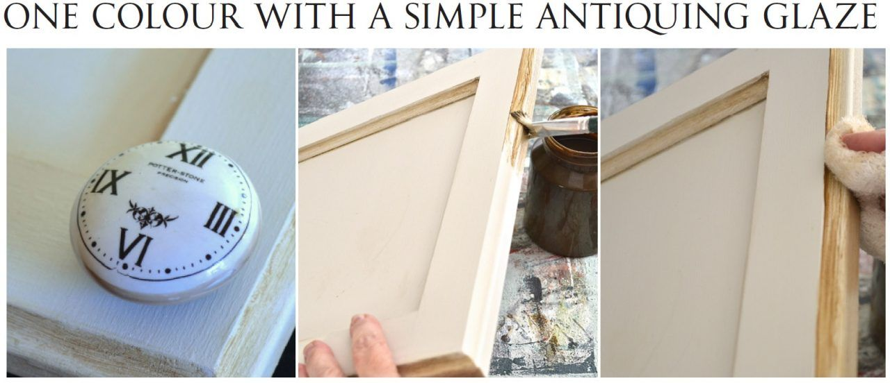 Kitchen Makeover with Fusion Mineral Paint in 2 Simple Steps! 3