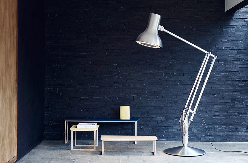 Anglepoise launches stunning new indoor outdoor giant lamps anglepoise 1227 giant floor lamp aloadofball Choice Image