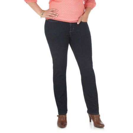 f421e33f Riders by Lee Women's Curvy Skinny Jean, Comes in Regular, Petite and Long  Lengths, Size: 12M, Blue