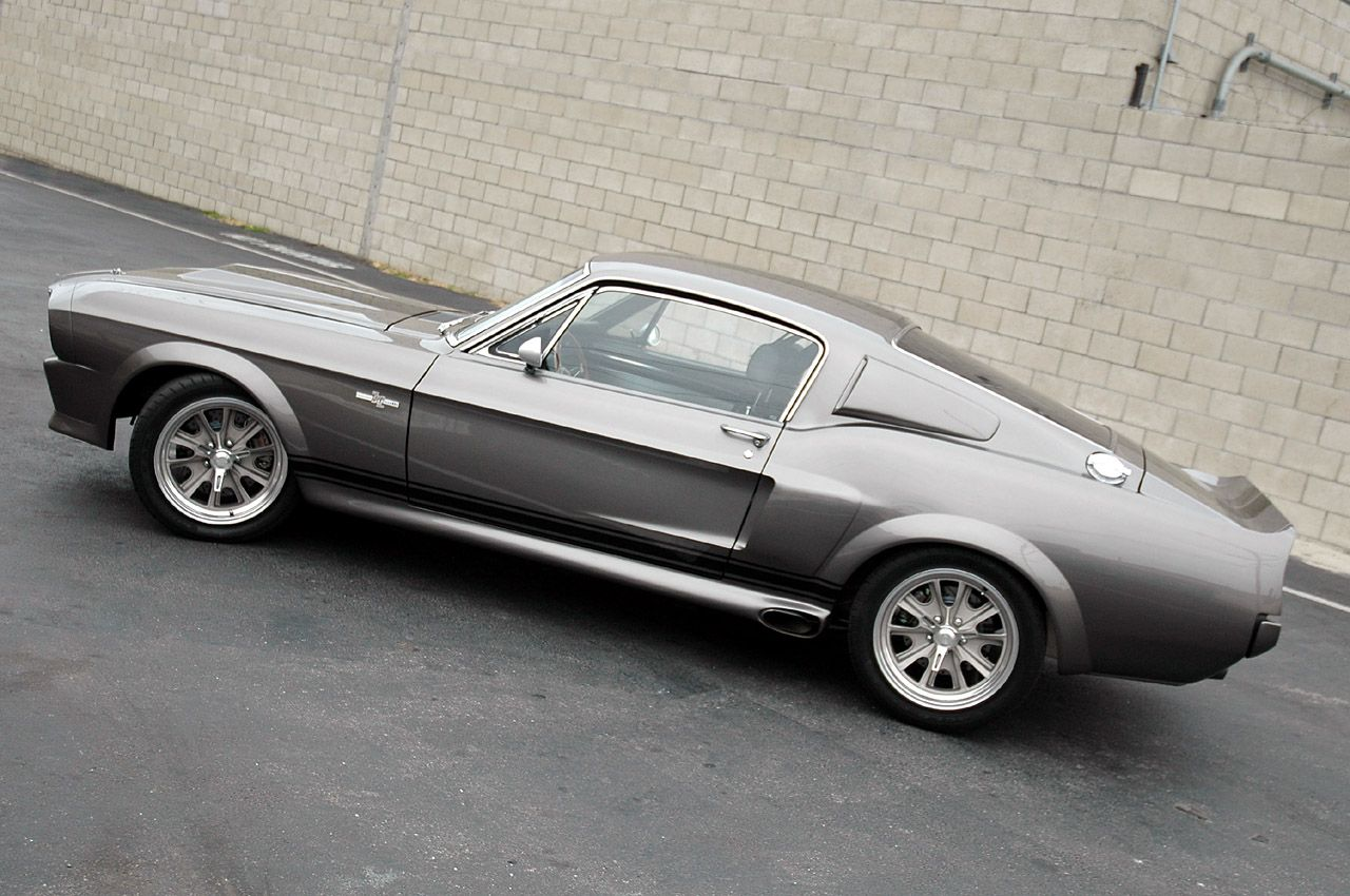 1967 gt 500 eleanor mustang clone i know someone that would drive this