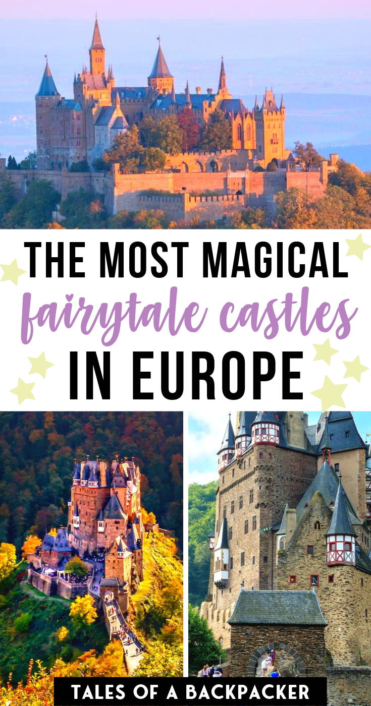 Magical Fairytale Castles in Europe You Can Actually Visit