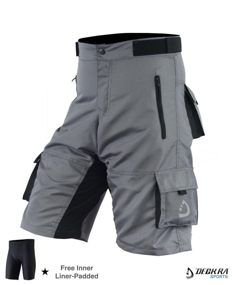 Bike Shorts Spandex Padded Hyke Byke
