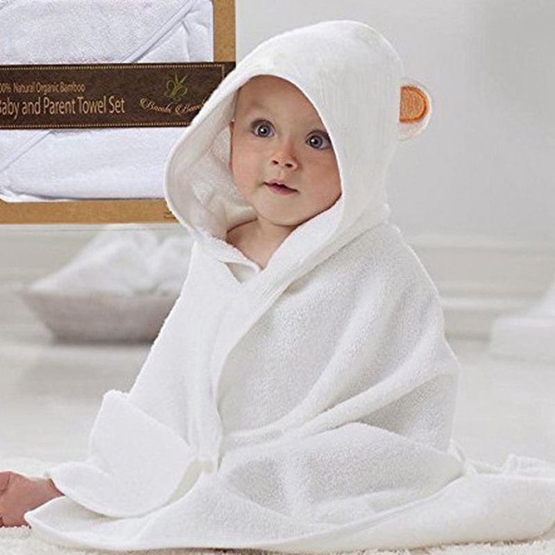 Prodcut Image With Images Baby Hooded Bath Towel Hooded Baby