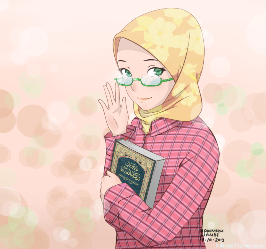 Hijab kemeja by hakimizu on DeviantArt