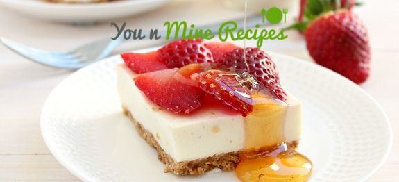 A Classic And Elegant #German #Cottage #Cheese #Cake #recipe From You