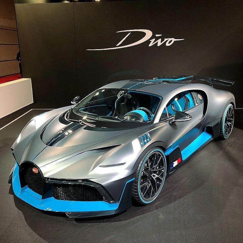 Bugatti Divo Source: @pierrec_photography Instagram