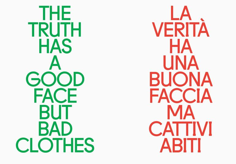English In Italian: Italian Proverbs - Northbank