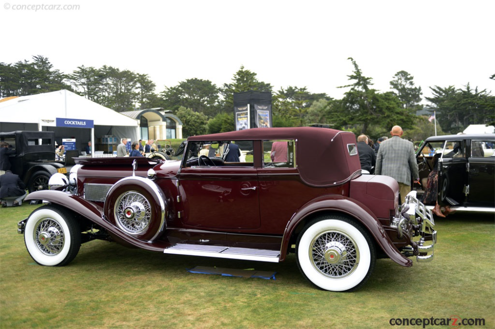 1930 Duesenberg Model SJ Image. Chassis number 2293. Photo 1 of 11