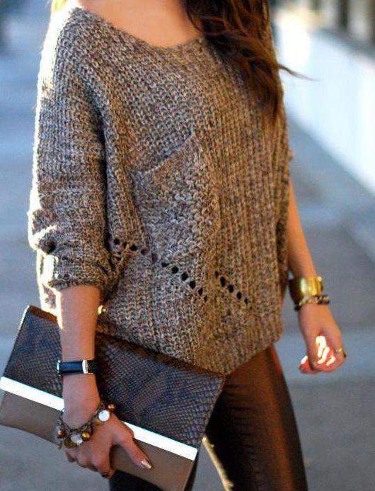 sweter  #PrimerasVecesbyCyzone
