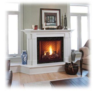 Majestic Mldv500nsc Direct Vent Fireplace Gas Fireplace Vented