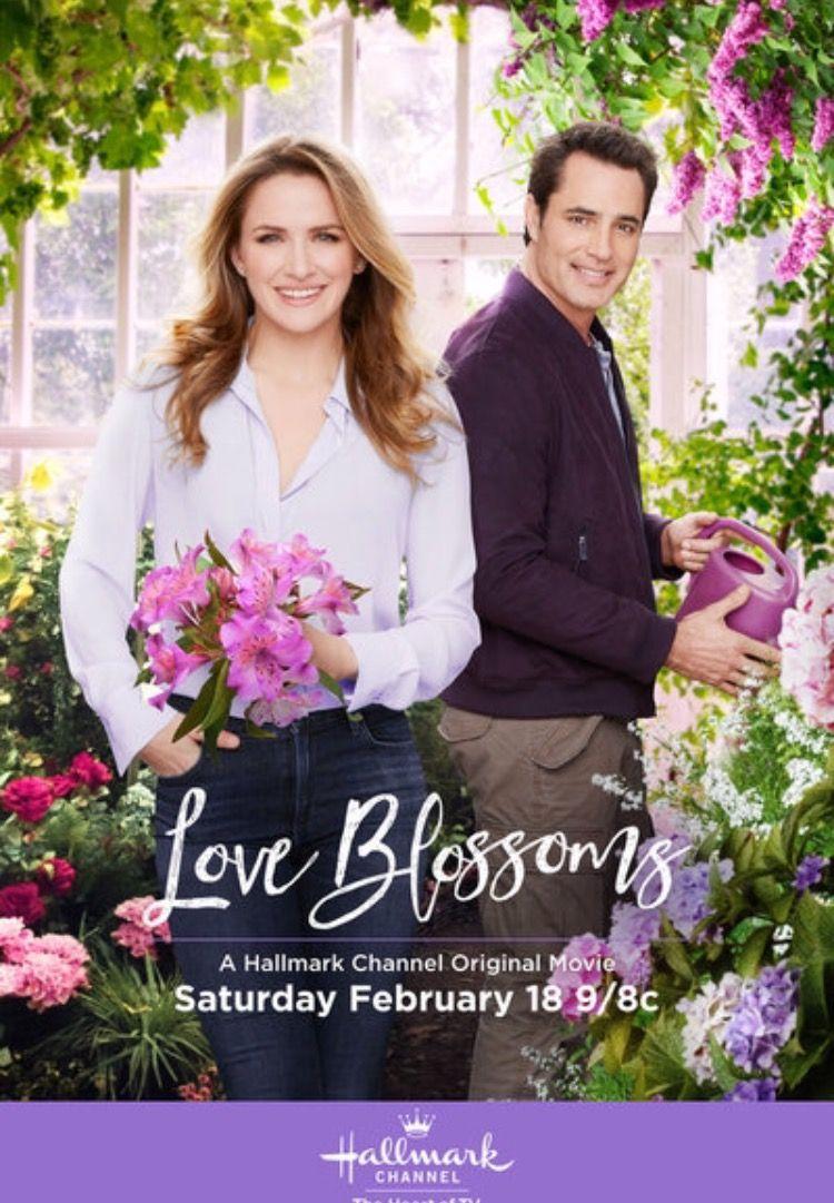 Love Blossoms Hallmark movies, Hallmark christmas movies