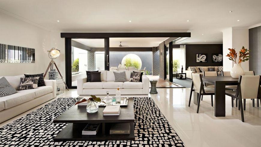Diseño de casa de una planta con planos y fachadas | Casa lindas ...