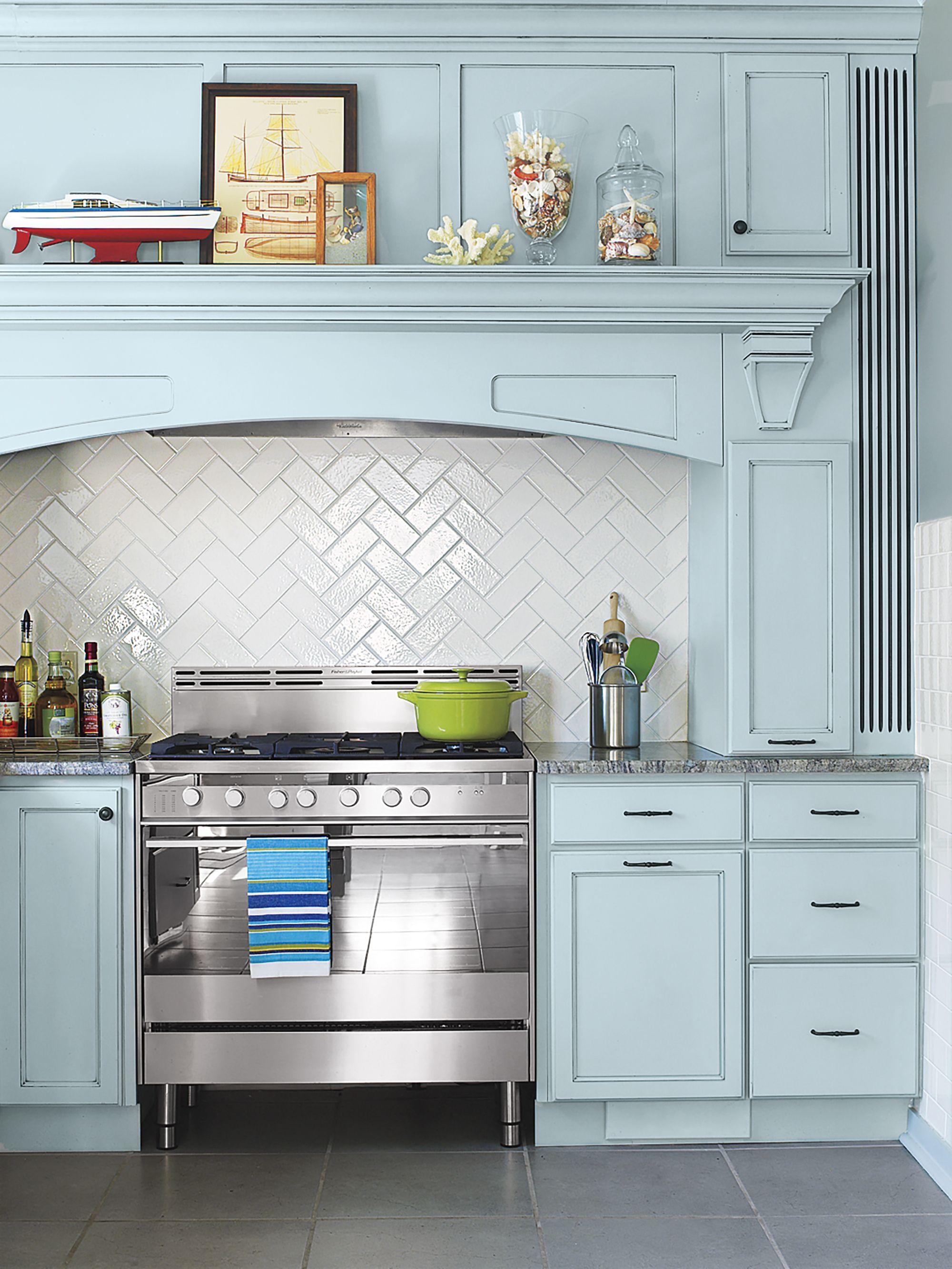 All About Ceramic Subway Tile   Kitchens   Pinterest   Herringbone ...