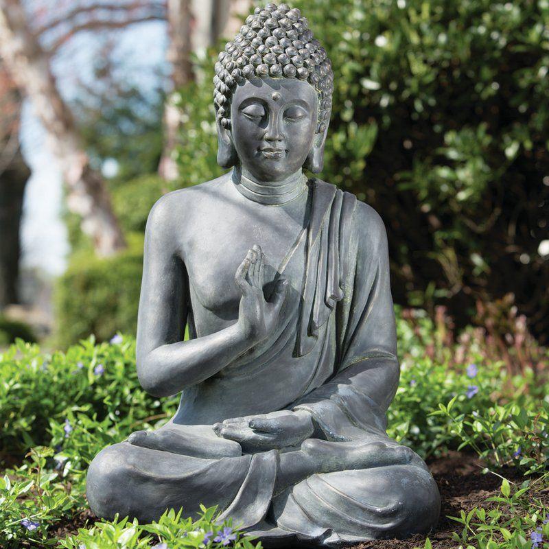 Thai Buddha Garden Statue Buddha Garden Buddha Statue 400 x 300