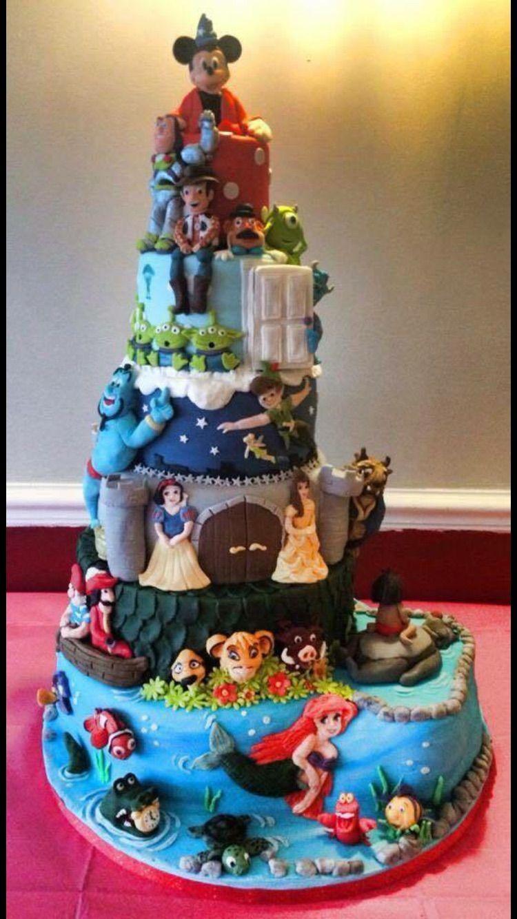 Pin by Antonyca Joseph on KIDS PARTY IDEAS in 2019 Cake