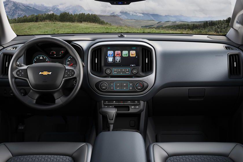 2020 Chevrolet Colorado Dashboard 1 Photo Nel 2020