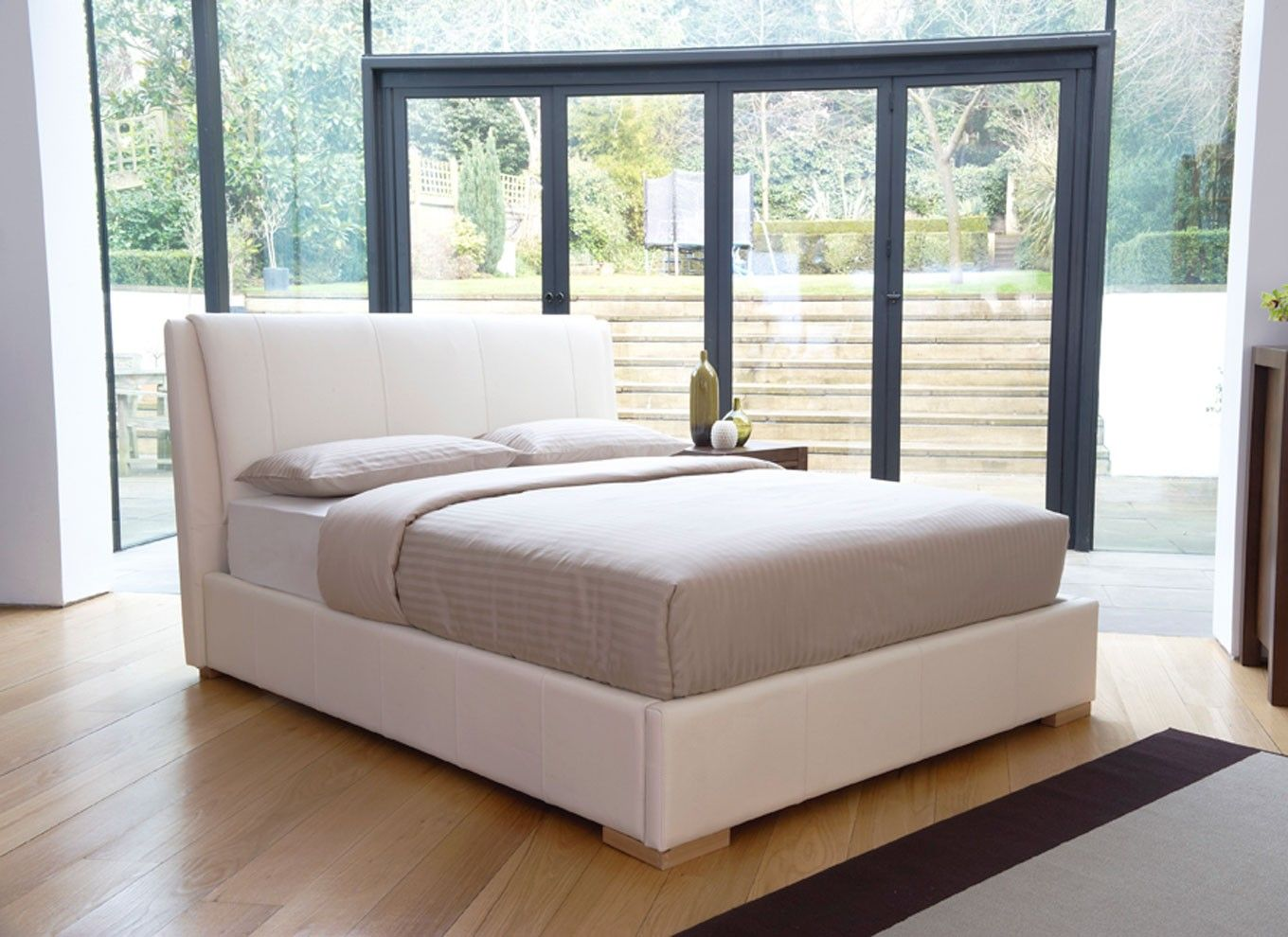 Groovy Rimini Ottoman Bedstead Ivory Home Ottoman Bed Pdpeps Interior Chair Design Pdpepsorg