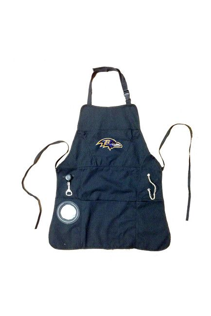 Men's NFL Ravens Bottle Holder & Opener Apron; Regular $49.00, Sale $36.00