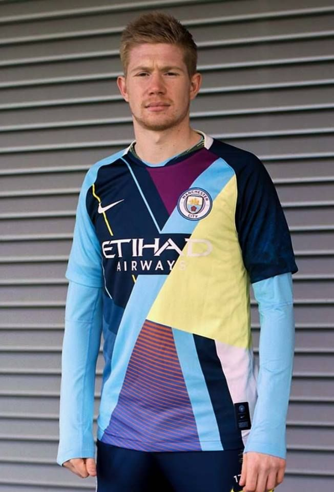low priced a84eb 77331 Manchester City REMIX JERSEY - Kevin de Bruyne | ES 19/20 ...