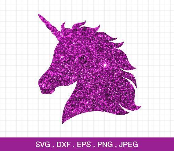 Unicorn head svg, Unicorn horn svg, Unicorn svg, Unicorn