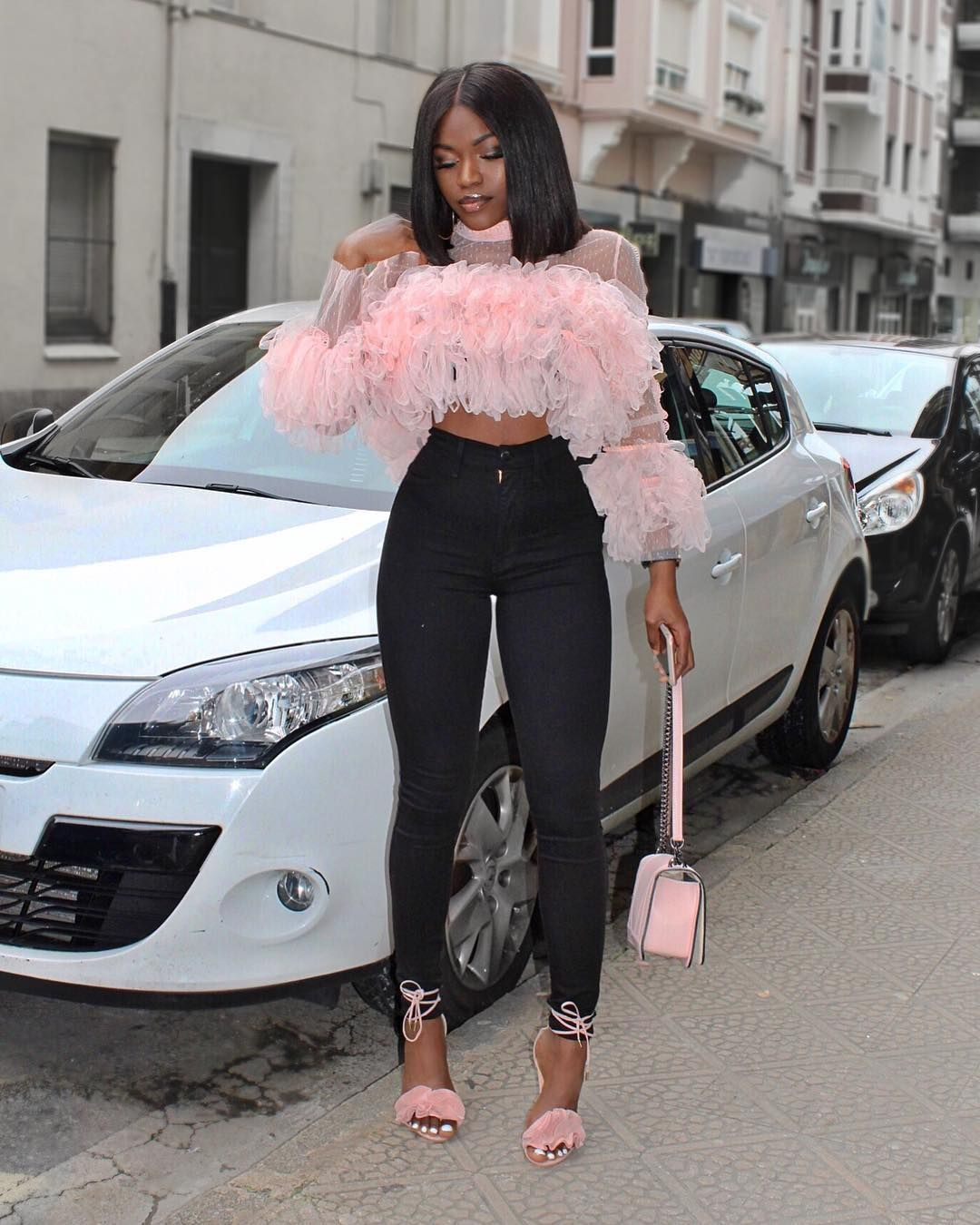 ∘mzcocogirl ∘ Black girl outfits, Spring fashion outfits
