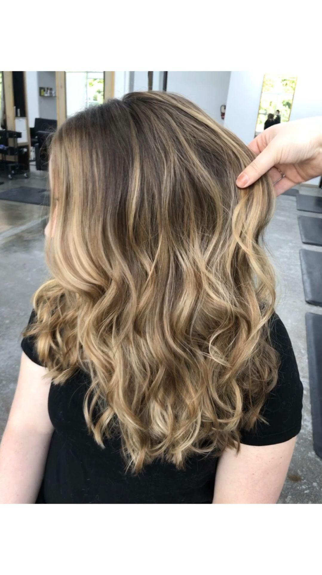 Beautiful hair -  @Jessramseyhair #dallas #dallasbalayage #bishoparts