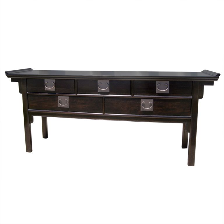 Attrayant Asian Style Console Table By Century Asian Style, Console Tables, Drawers,  Chicago