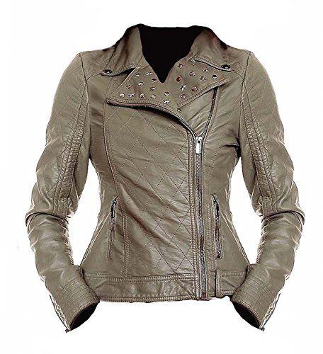 Pin von susiemller auf Amazon Fashion | Jacken, Leder und