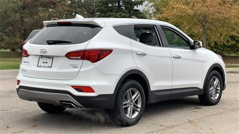 Used 2017 Hyundai Santa Fe Sport 2.4L in 2020 Hyundai