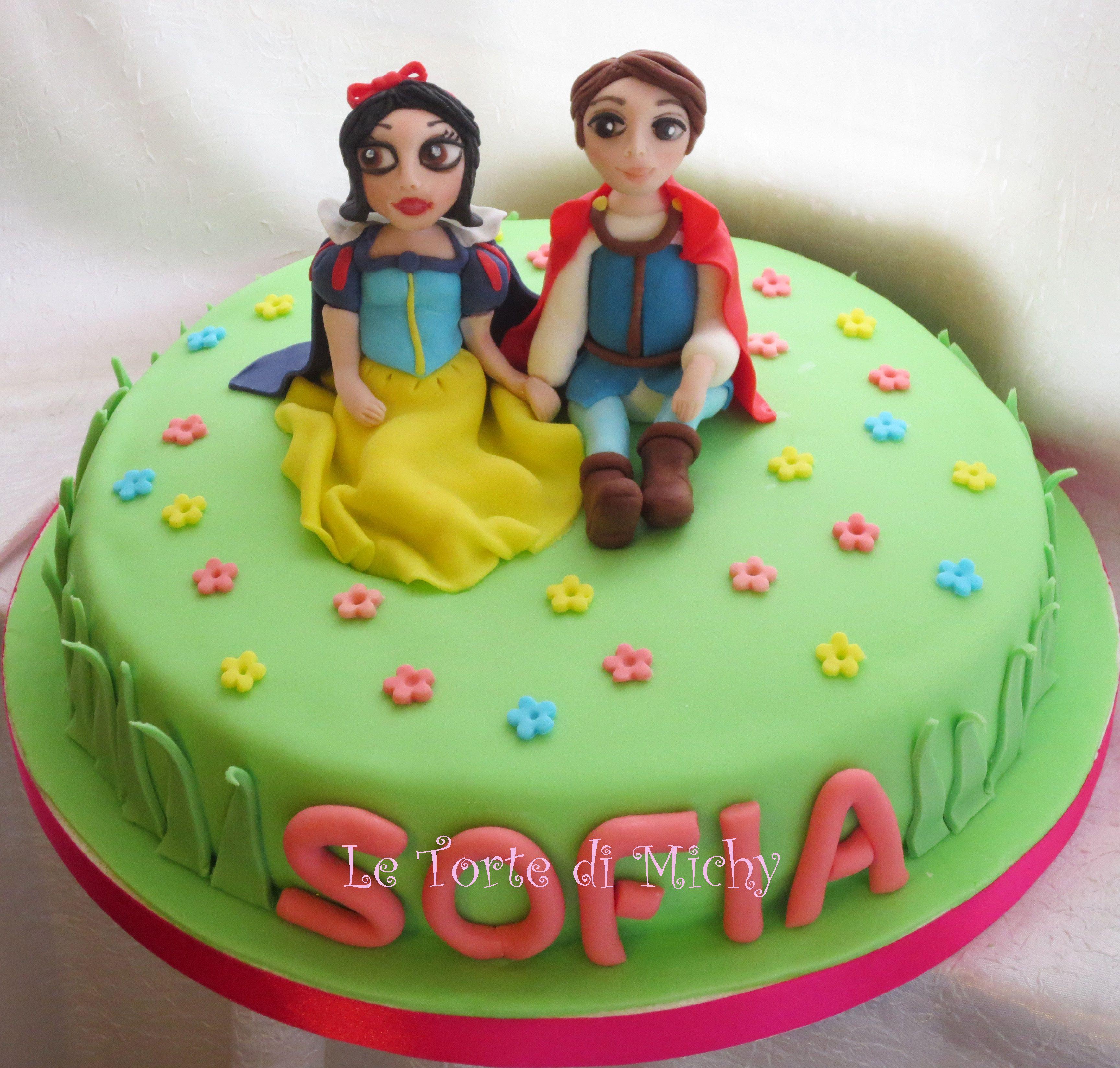 Buttershy Birthday Cake