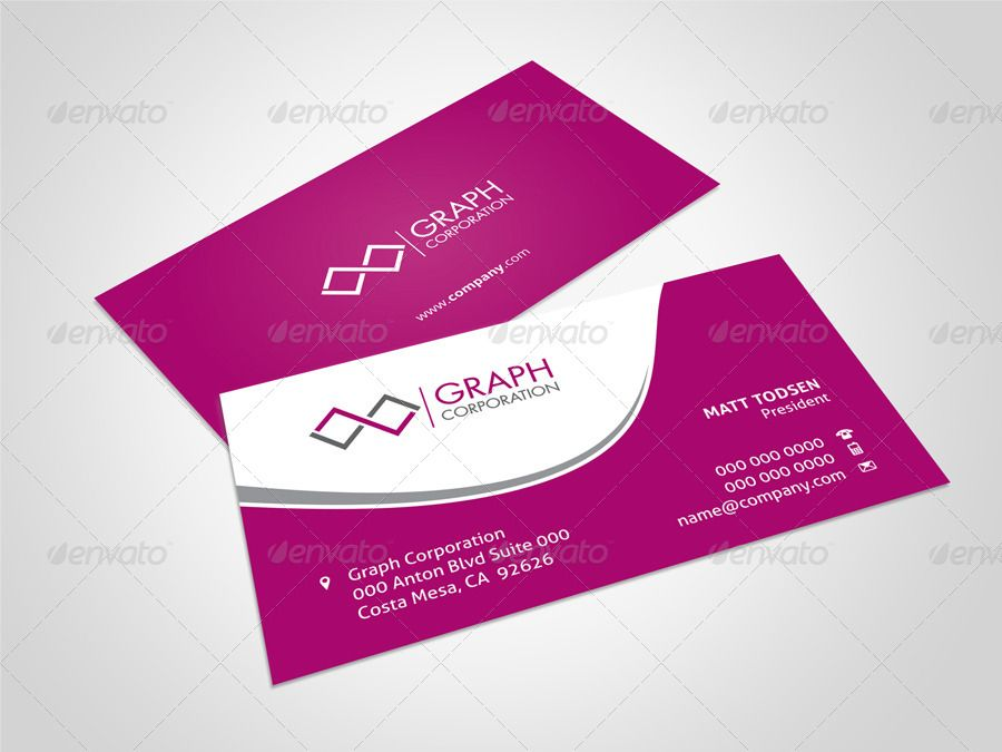 2 In One Business Card Bundle 4