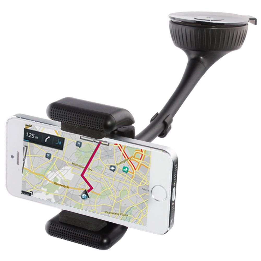 Bluetooth Handsfree Car Kit Charger MP3 Player Mount Holder for Cell Phone #UnbrandedGeneric