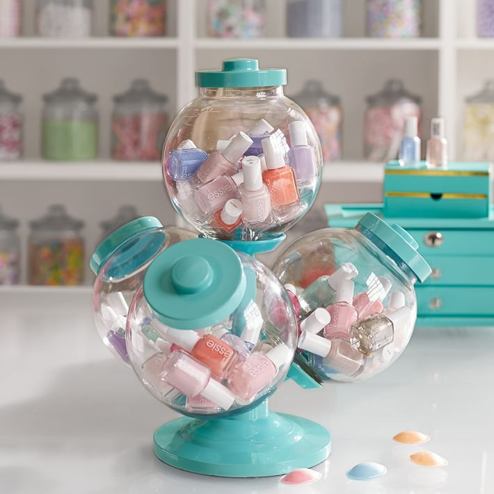 Candy Jar Decorations 10 Organizadores De Maquillaje Que Todas Las Mujeres Desearán