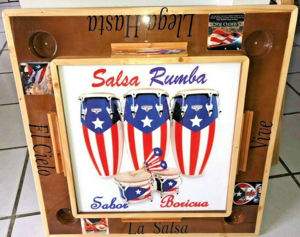 eBay Sponsored Domino Table Mesa de Dominos Puerto Rico