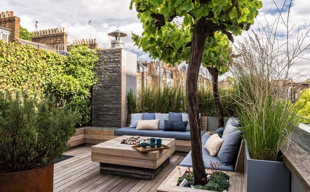 These Stunning Rooftop Deck Designs Will Have You Wishing For One Of Your Own Rooftop Terrace Design Roof Terrace Design Rooftop Design