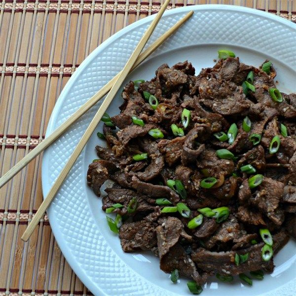 Easy Bulgogi Korean Bbq Beef Recipe Bulgogi Korean Bbq Beef Bulgogi Beef
