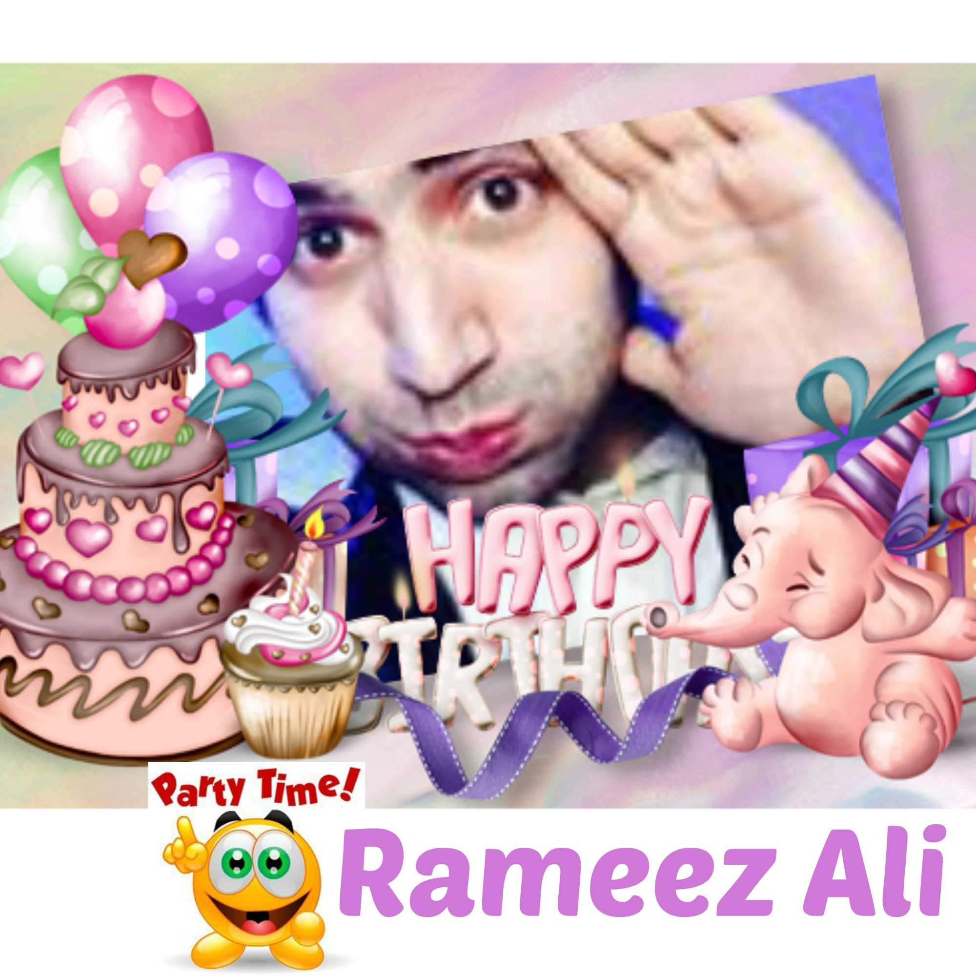 Ali, Happy Birthday, Happy Brithday, Happy B Day, Urari La