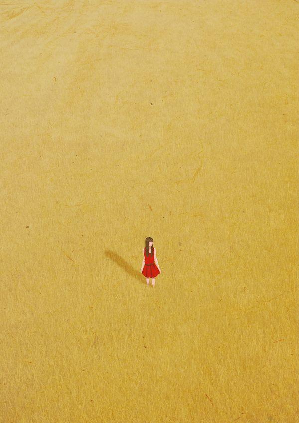 Alone (Field) (Lonely Superheroes and Alone Series by Belhoula Amir on CrispMe)