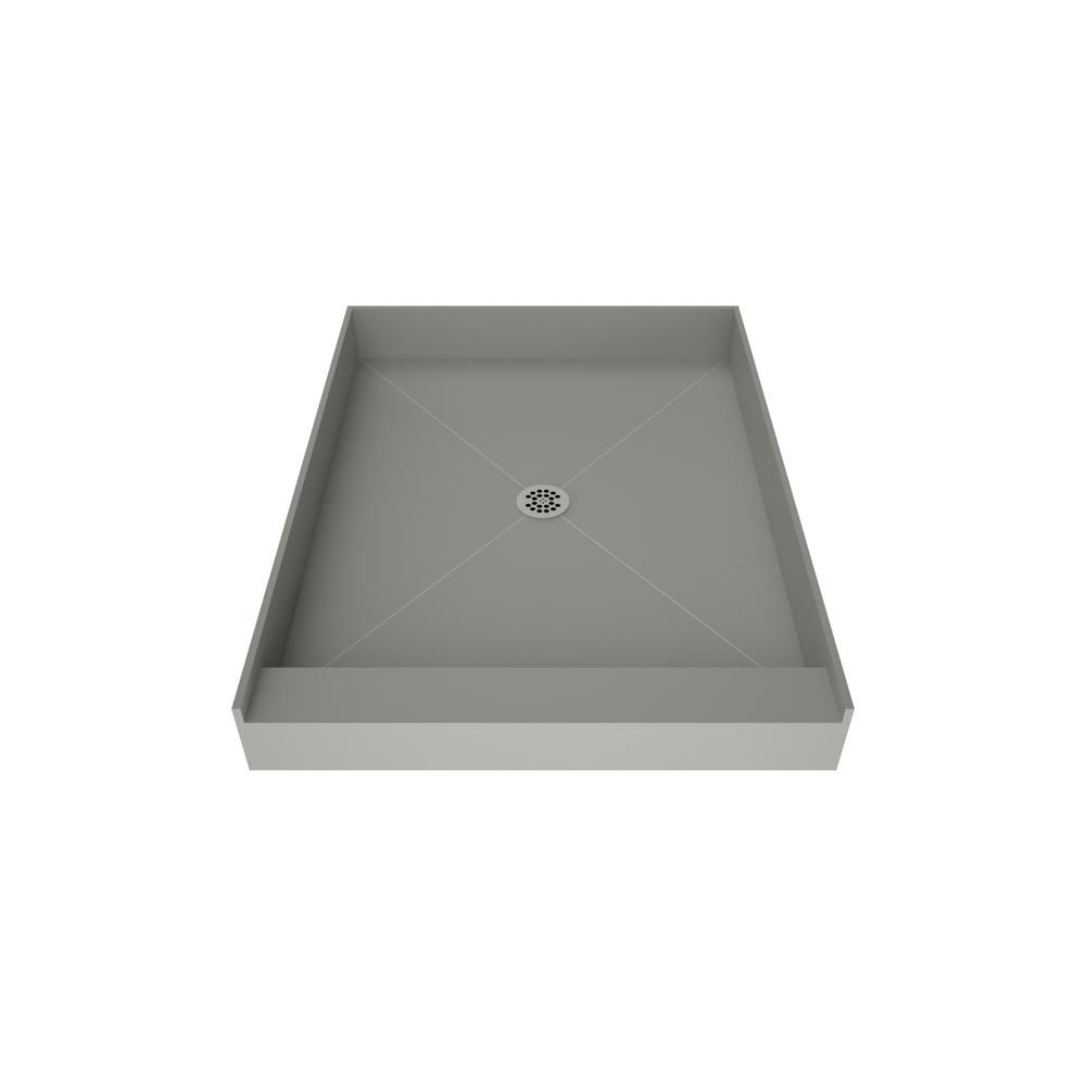 Tile Redi Redi Base 48 In X 37 In Single Threshold Shower Base