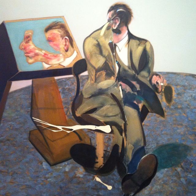 Francis Bacon Museum Thyssen-Bornemiza