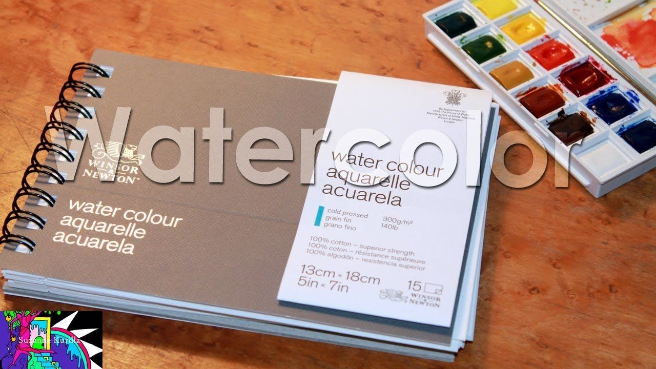 Winsor And Newton Watercolor Paper Review Winsor Newton