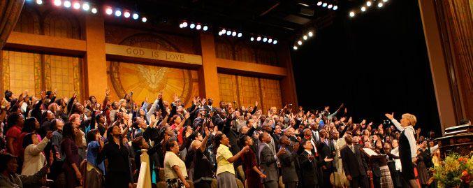 Gospel Tour New York
