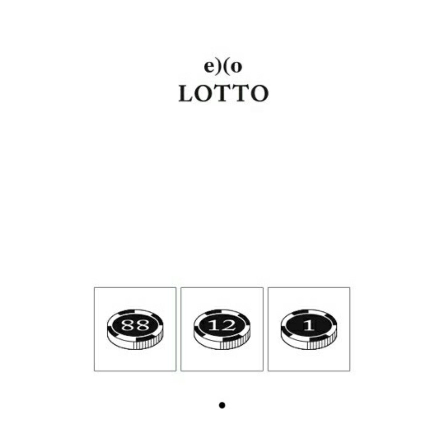 [Vyrl] SMTOWN_EN : #EXO's 3rd repackaged album '#LOTTO' Four additional tracks include t