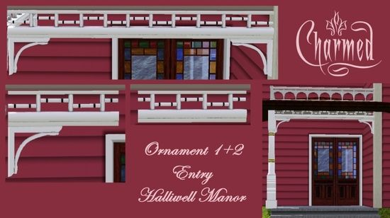 magicdawn s Ornament 1 2 Entry Halliwell Manor