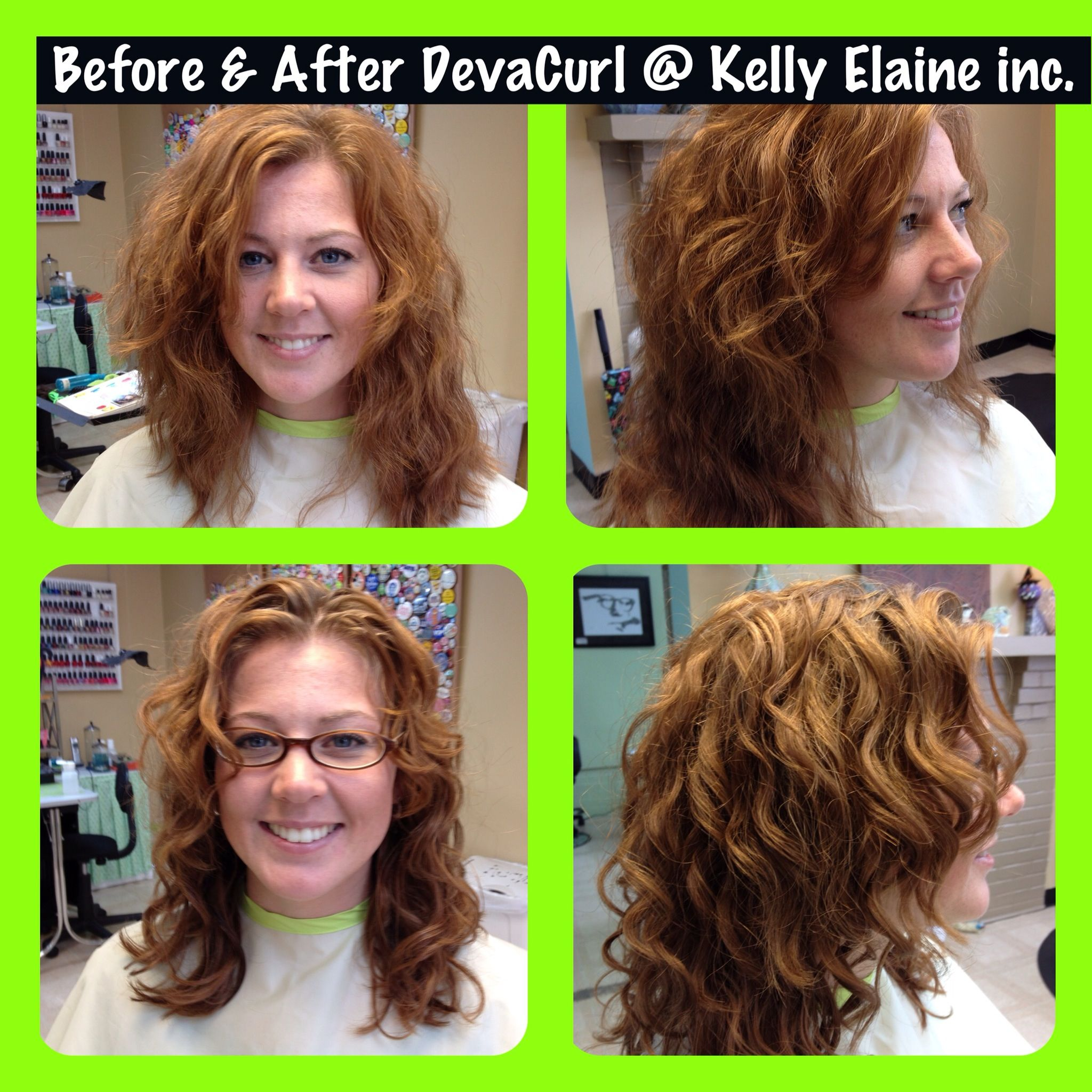 Devacurl before and after kelly elaine inc a curly hair salon and devacurl hair cuts and the full line of devacurl products at kelly elaine inc a curly hair salon and such pittsburgh pa 15235 amazing before and after winobraniefo Gallery