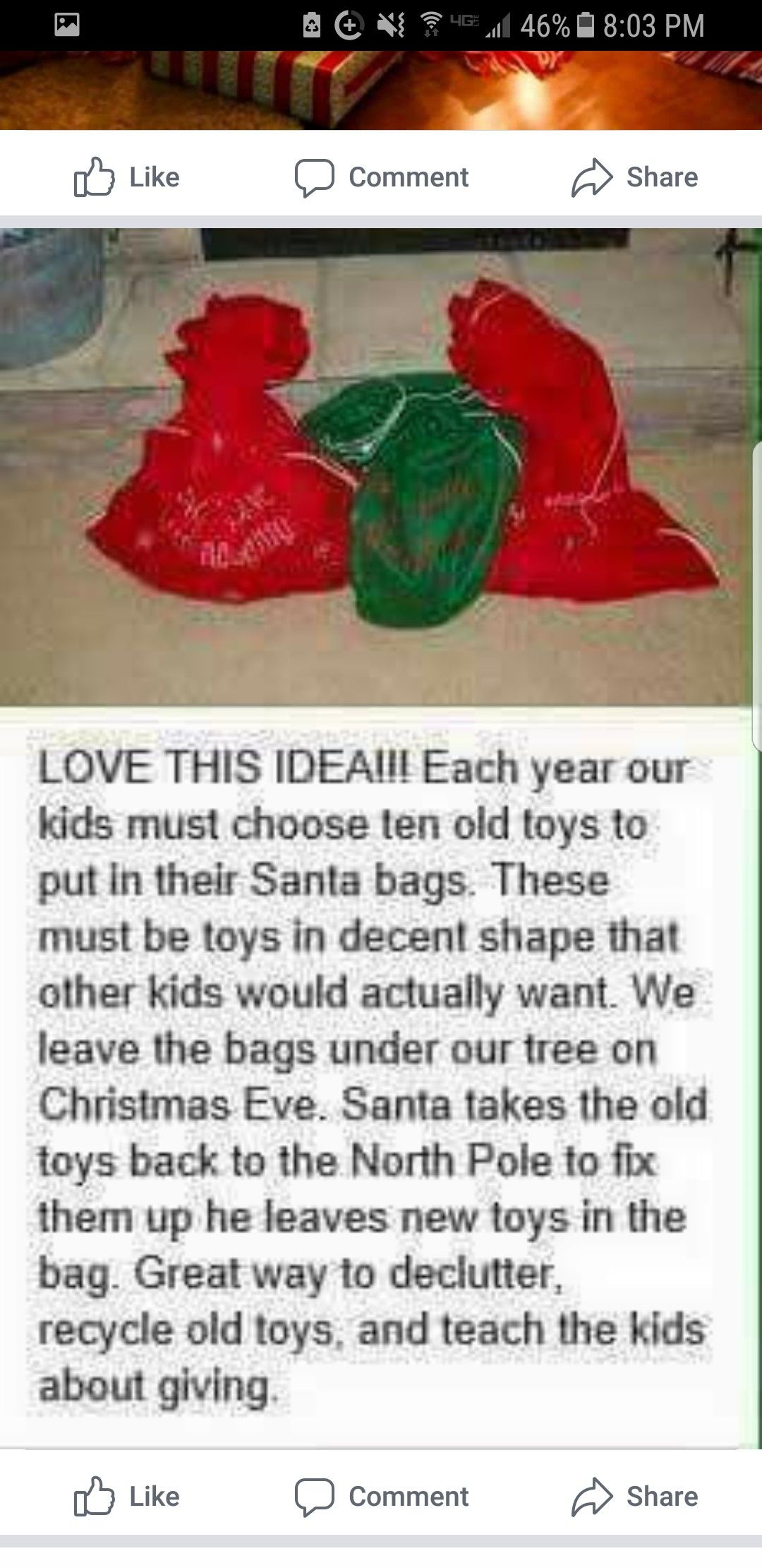 Pin By Fay Wesseling On Fathers Sdsu Old Toys Santa Bags Christmas Party