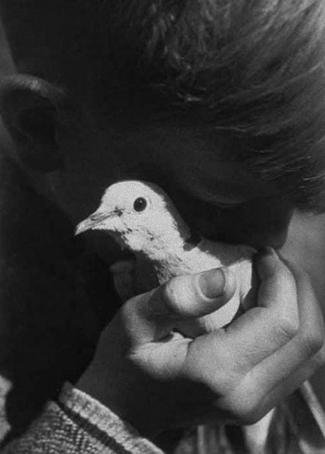 Jean Moral • L'enfant à la Colombe 1930