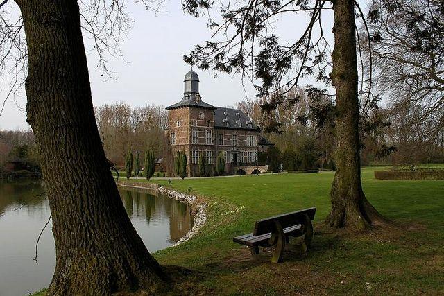 Kasteel van RullingenBorgloon, province of LimburgBelgium50.815,5.318