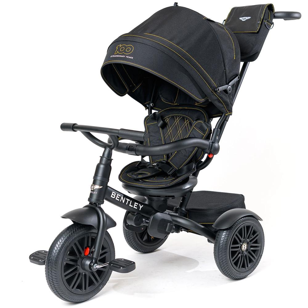 Jetstream Blue Bentley 6in1 Stroller Trike in 2020