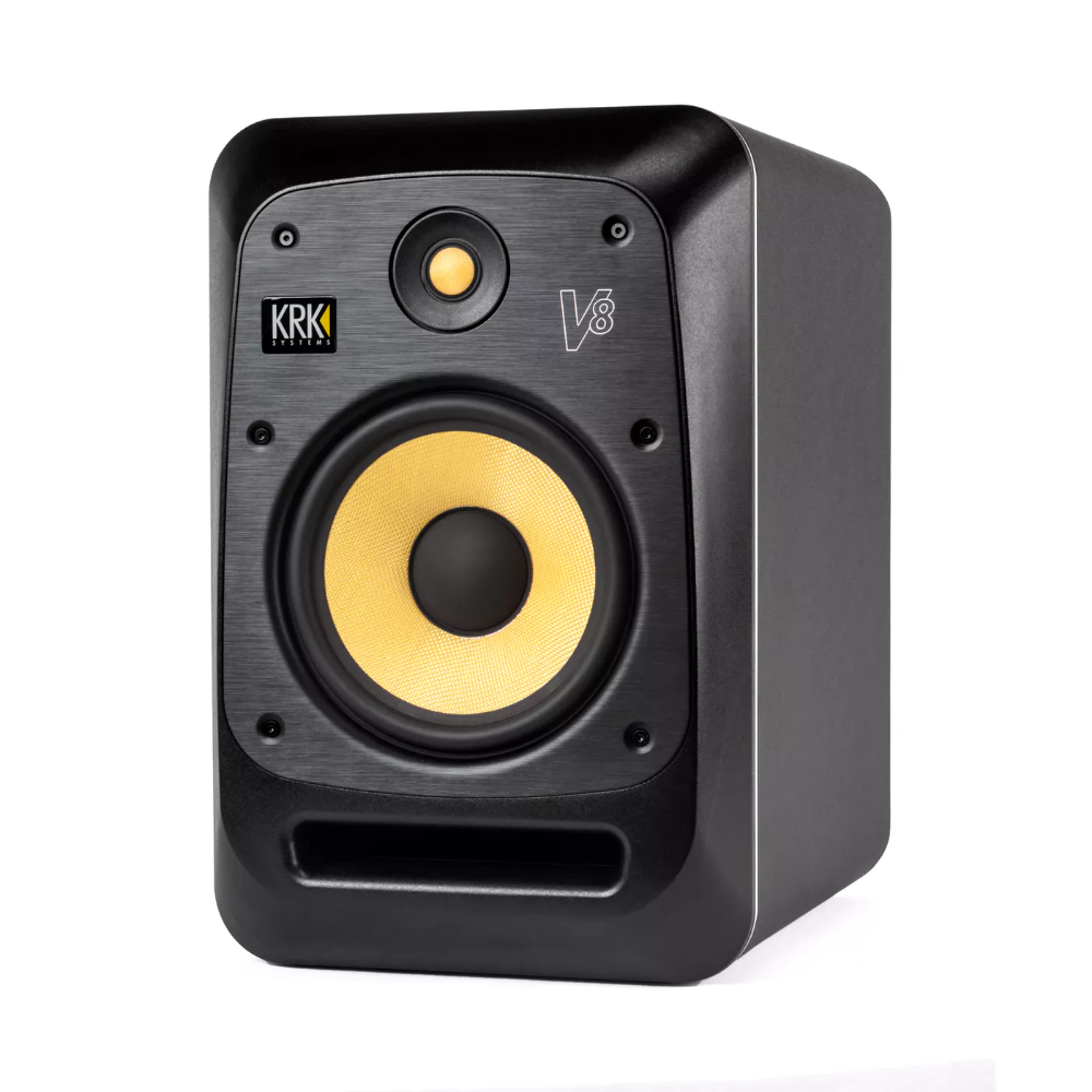 KRK V8 Series4 Near Field Monitor (Each) Andertons Music